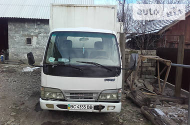 FAW 1041 2006 в Стрые