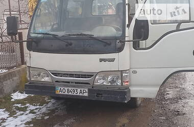 FAW 1047 2008 в Тячеве