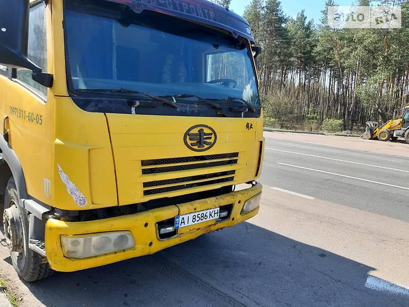 Самоскид FAW CA 3252P 2007 в Києві