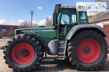 Трактор сільськогосподарський Fendt 926 2000 в Магдалинівці
