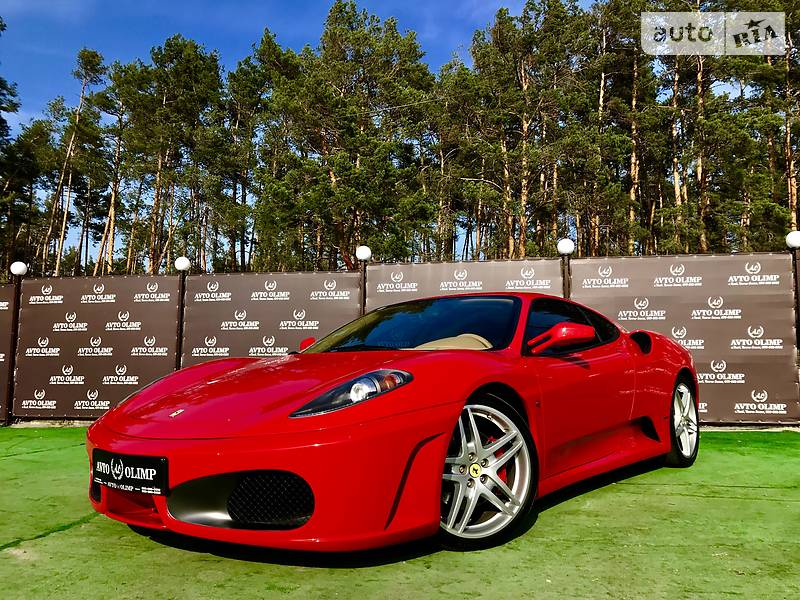 Ferrari F430 2006 року