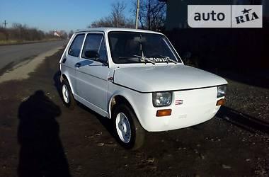 Fiat 126 1980