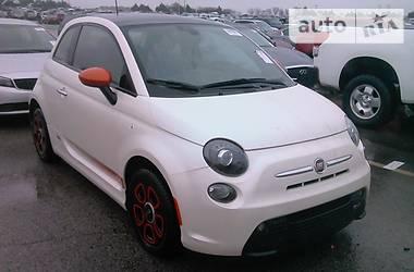 Fiat 500 E ELECTRIC