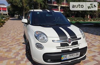 Fiat 500 L 2014 в Харькове