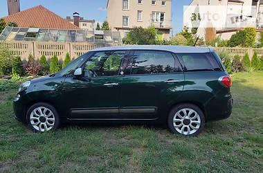 Fiat 500 L 2014 в Тернополе
