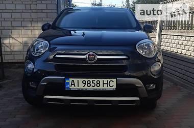Fiat 500 X 2017 в Василькове