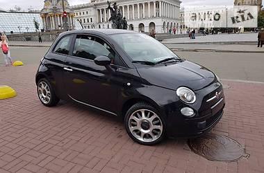 Fiat 500 2012 в Киеве