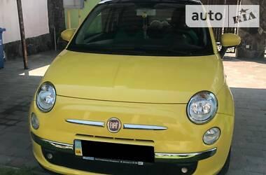 Fiat 500 2012 в Ужгороде