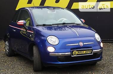 Fiat 500 2012 в Луцке