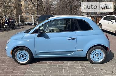 Fiat 500 2014 в Киеве