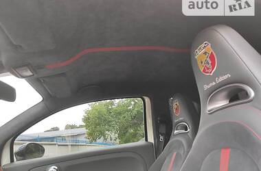 Хэтчбек Fiat 500 2013 в Киеве