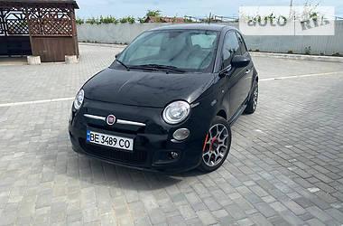 Купе Fiat 500 2015 в Одессе