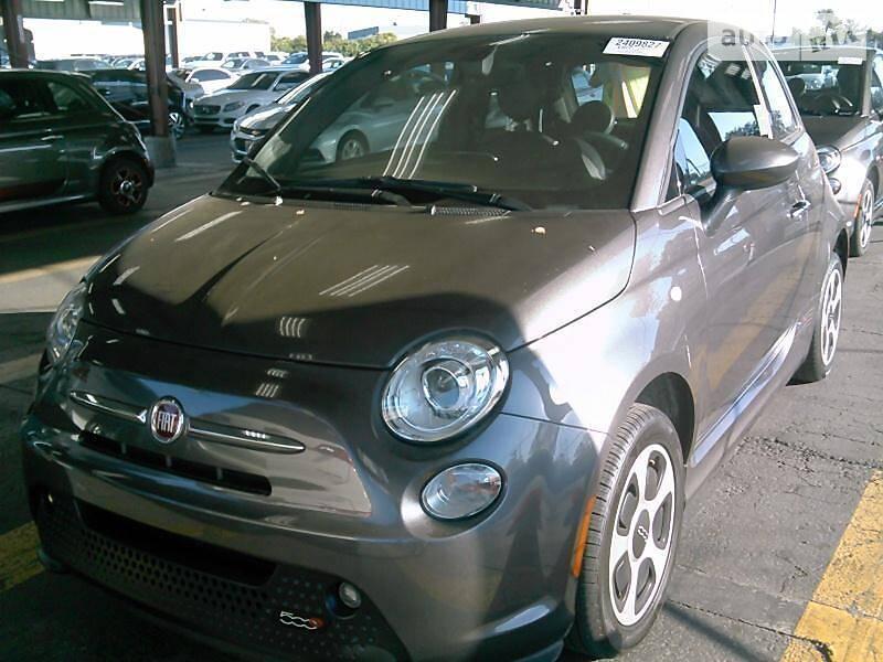 Fiat 500е 2016 в Одессе