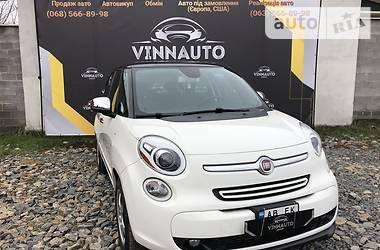 Fiat 500L 2017 в Виннице