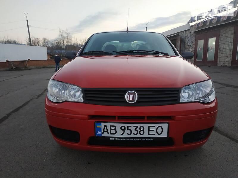 Седан Fiat Albea 2007 в Вінниці