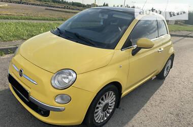 Fiat Cinquecento 2010 в Львове