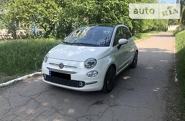 Хэтчбек Fiat Cinquecento 2017 в Днепре