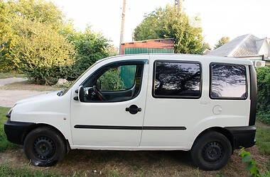 Fiat Doblo груз.-пасс. 2004 в Харькове