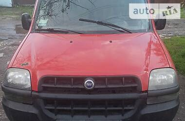 Fiat Doblo груз.-пасс. 2001 в Гребенке