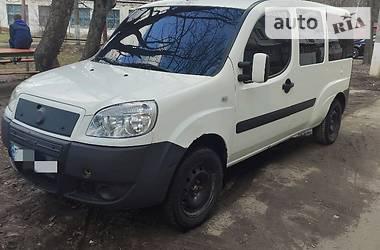 Легковой фургон (до 1,5 т) Fiat Doblo груз.-пасс. 2006 в Конотопе