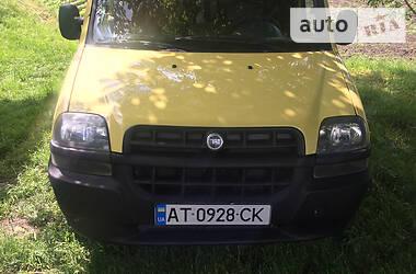 Минивэн Fiat Doblo груз.-пасс. 2001 в Городенке