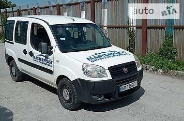 Легковой фургон (до 1,5 т) Fiat Doblo груз.-пасс. 2012 в Ужгороде