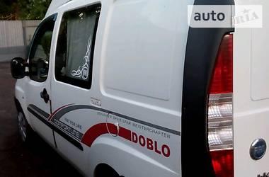 Минивэн Fiat Doblo груз.-пасс. 2004 в Житомире