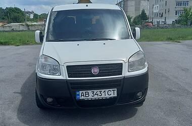 Минивэн Fiat Doblo груз.-пасс. 2009 в Тульчине