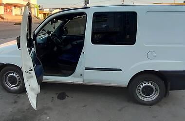 Легковий фургон (до 1,5т) Fiat Doblo груз.-пасс. 2001 в Броварах
