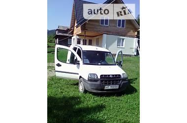 Fiat Doblo груз. 2003 в Ивано-Франковске