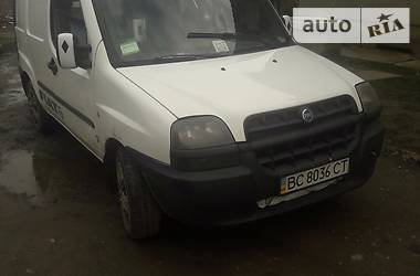 Fiat Doblo груз.  2001