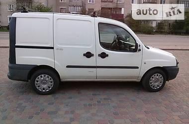 Fiat Doblo груз. 2006 в Сарнах