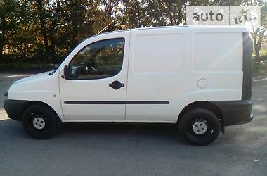 Fiat Doblo груз. cargo 2001
