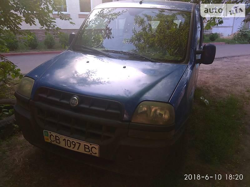 Fiat Doblo груз. 2001 года в Полтаве