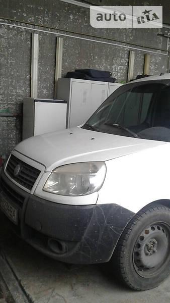 Fiat Doblo груз. 2007 года в Запорожье