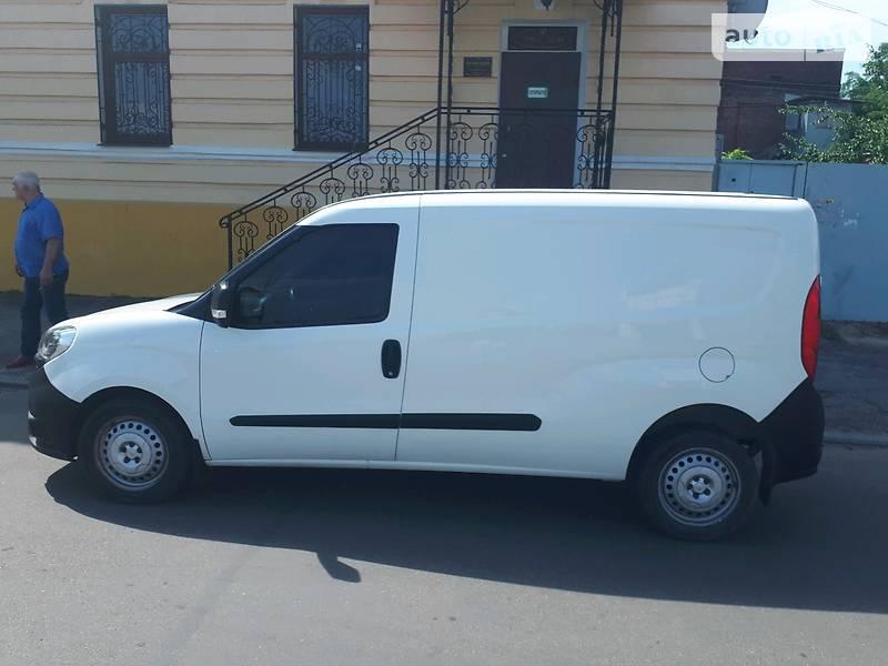 Fiat Doblo груз. 2017 в Харкові