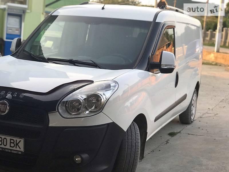 Мінівен Fiat Doblo груз. 2012 в Чернівцях
