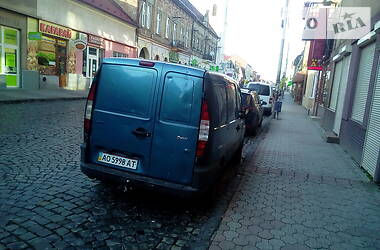 Fiat Doblo груз. 2002 в Мукачево