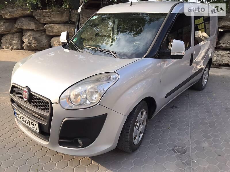 Fiat Doblo груз. 2013 в Кременце