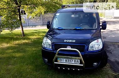 Fiat Doblo пасс. 2009 в Полтаве