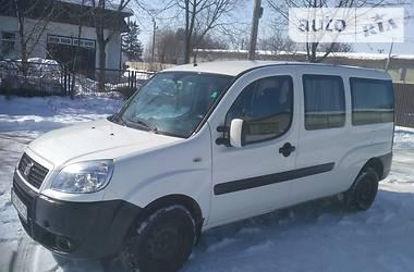 Fiat Doblo пасс. maxi  2008