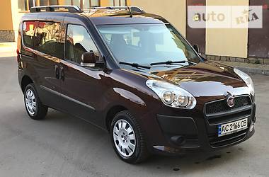 Fiat Doblo пасс. 2013 в Луцке