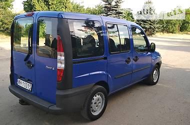 Fiat Doblo пасс. 2002 в Токмаке