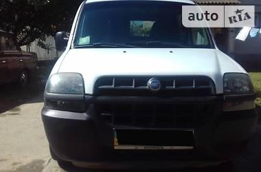 Fiat Doblo пасс. 2002 в Бурштыне