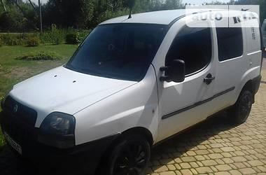 Fiat Doblo пасс. 2003 в Луцке