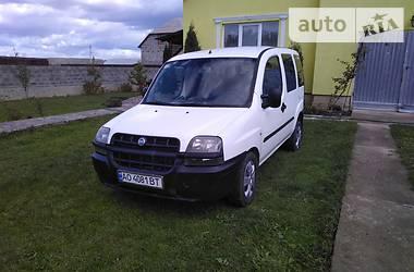 Fiat Doblo пасс. 2002 в Виноградове