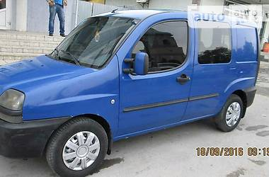 Fiat Doblo пасс. 2002 в Хмельницком