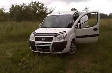 Fiat Doblo пасс. 2007 в Ивано-Франковске