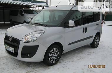 Fiat Doblo пасс. 2012 в Теофиполе