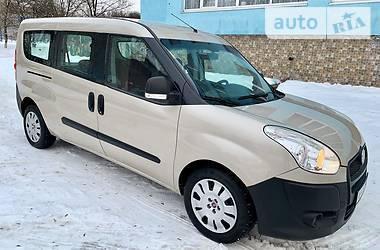 Fiat Doblo пасс. NUOVO MAXI